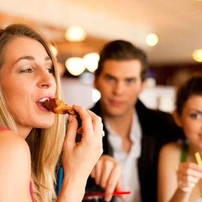 Accuchek - Aller au restaurant malgré le diabète