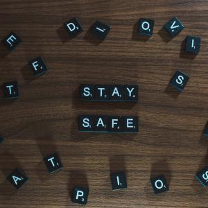 Blijf veilig, onbegrip in mijn omgeving