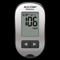 accu chek aviva performa test suikerziekte suikerspiegel meten